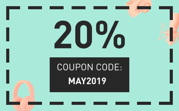 2019 may coupon