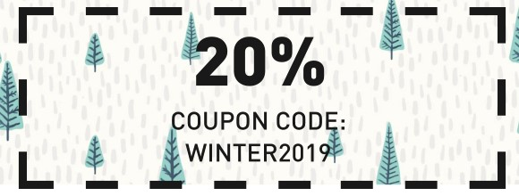 coupon code winter 2019