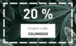 Cool Savings Coupon Code COLDMGX20