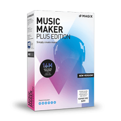 music maker plus 2019 int 250