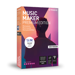 music maker premium 2019 int 250