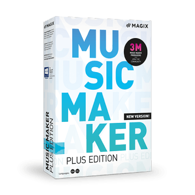 music maker plus 2020 int 400
