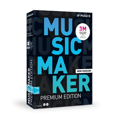 music maker premium 2020 int 400