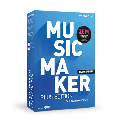 music maker plus 2021 int 400