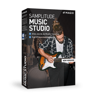 Samplitude Music Maker 2020 int 400