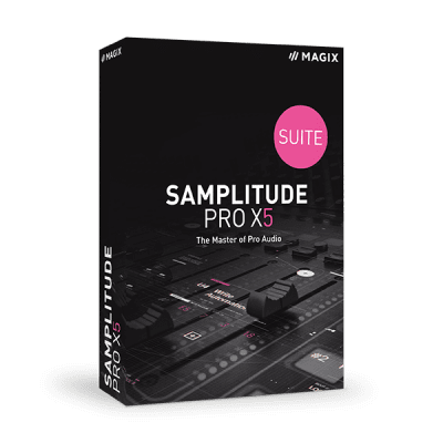 samplitude prox5 suite int 400