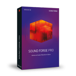 sound forge pro 12 int 250