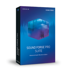 sound forge pro 12 suite int 250