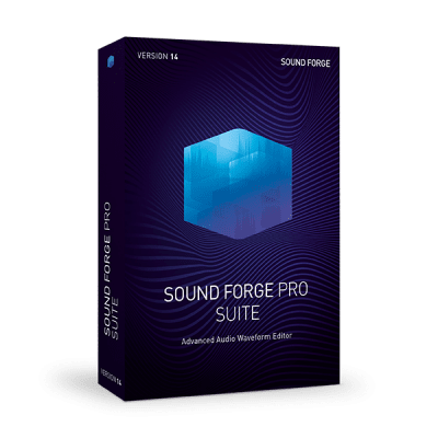 sound forge pro 365