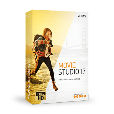 Vegas Movie Studio 17