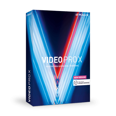 video pro x 11 int 400