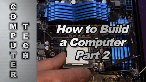 How to Build a Computer (2011 Edition) Part 2/2
