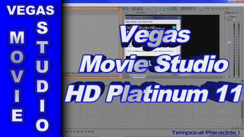 Sony Vegas Movie Studio HD Platinum 11 REVIEW (#1 Getting Started)