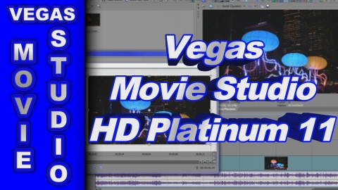 Sony Vegas Movie Studio HD Platinum 11 REVIEW (#2 Video FX & Tools)