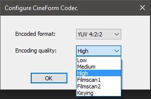 cineform codec export vegas pro 4