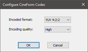 cineform codec export vegas pro 5