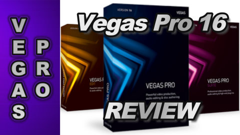 VEGAS Pro 16 - Overview (mini-review)