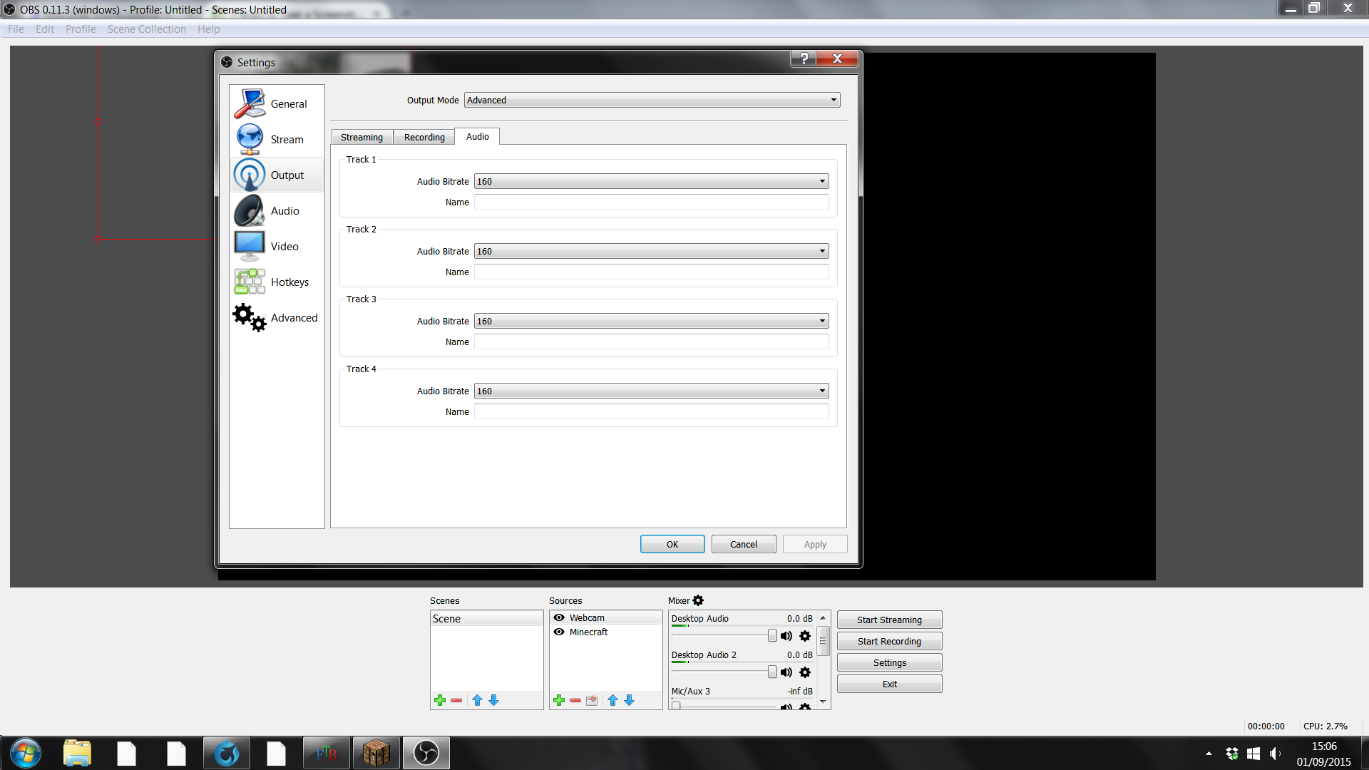 No audio from MP4 file - MSZ Forum