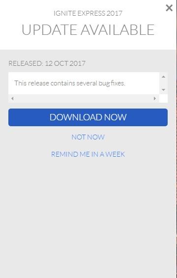 Ignite Plugin - update available - MSZ Forum